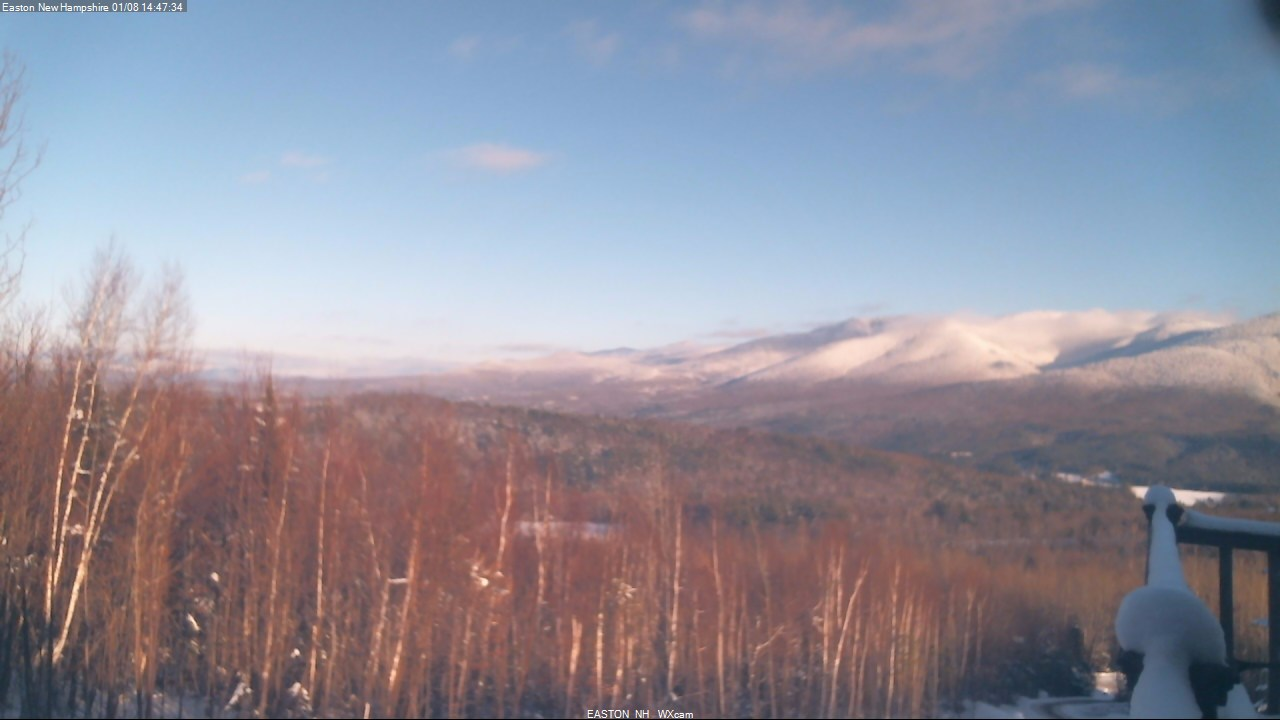 Cannon Mountain and Mount Lafayette in Franconia NH